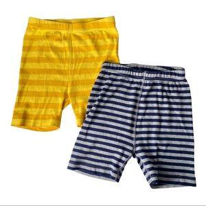 Hanna Andersson Boys size 8 pajama Bottom shorts